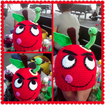 My Bad Apple Hat
